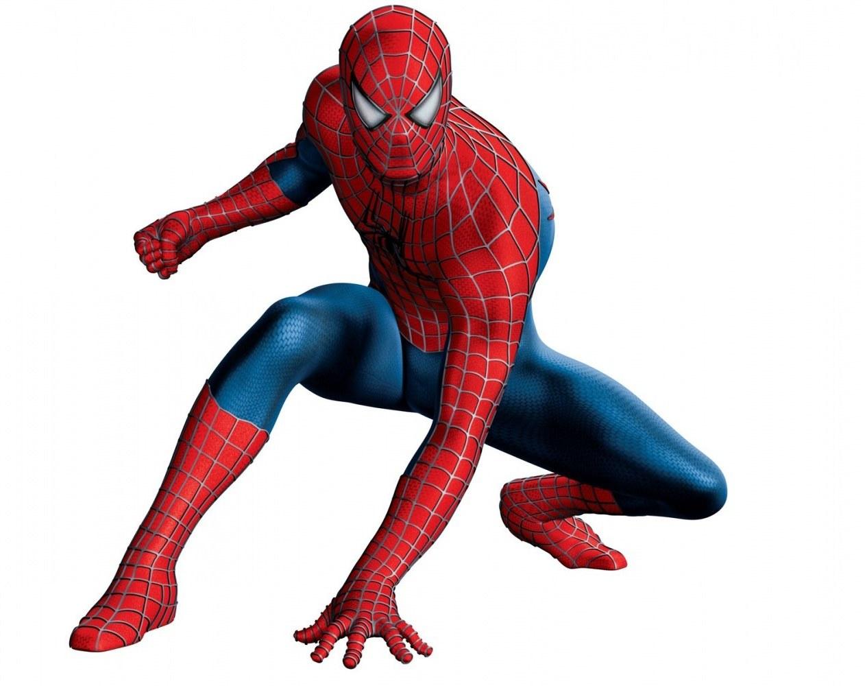 Человек паук картинки для детей 1